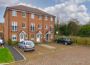 Winter Close, Epsom KT17. 4 bed terraced house for sale