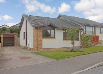 Thumbnail 2 bedroom semi-detached bungalow for sale in Towerhill Road, Cradlehall, Inverness