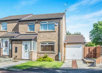 Thumbnail 3 bed semi-detached house for sale in Harbottle Court, Newcastle Upon Tyne