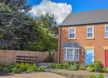 Thumbnail 3 bed semi-detached house for sale in Hazel Walk, Alford, Lincolnshire
