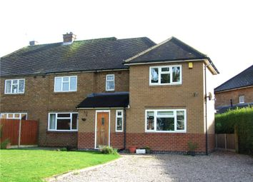 Thumbnail 4 bedroom semi-detached house for sale in Brook Close, Quarndon, Derby