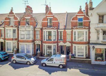 Thumbnail 5 bedroom terraced house for sale in Sandgate High Street, Sandgate, Folkestone