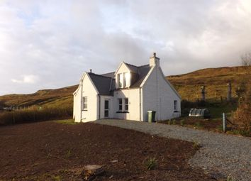 Thumbnail 3 bedroom detached house for sale in Carbostbeg, Carbost, Isle Of Skye