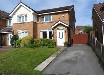 Thumbnail 2 bedroom mews house for sale in Windyhill Drive, Beaumont Rise, Bolton, Two Beds, Conservatory, Good Plot, Ideal First Home