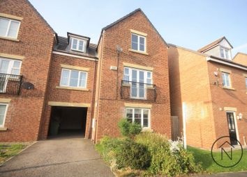 Thumbnail 4 bed town house for sale in Meridian Way, Stockton-On-Tees