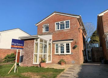 3 bed detached house for sale in The Chase, Brackla, Bridgend CF31