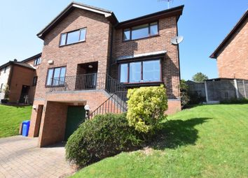 Thumbnail 4 bed detached house for sale in Doveridge Road, Brizlincote, Burton-On-Trent