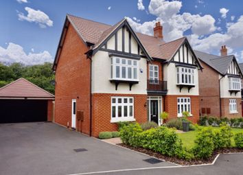 Thumbnail 5 bed detached house for sale in Vines Lane, Nuneaton