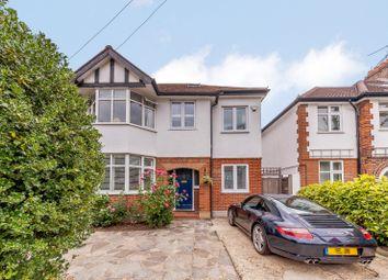 Thumbnail 4 bed semi-detached house for sale in Elmfield Avenue, Teddington