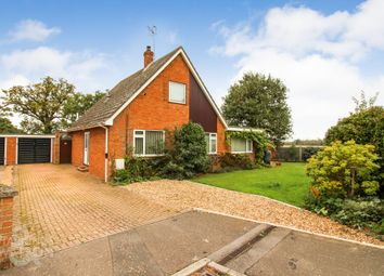 Thumbnail 4 bed property for sale in Harker Way, Blofield Heath, Norwich