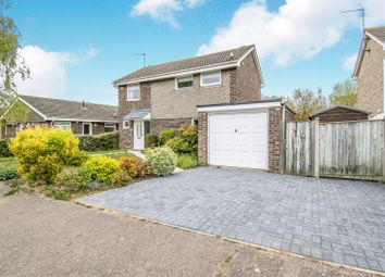 Thumbnail 3 bedroom detached house to rent in Sutherland Drive, Lowestoft