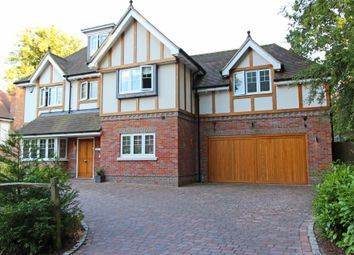 Thumbnail 6 bedroom detached house for sale in Garden Farm Close, Kingswood, Tadworth
