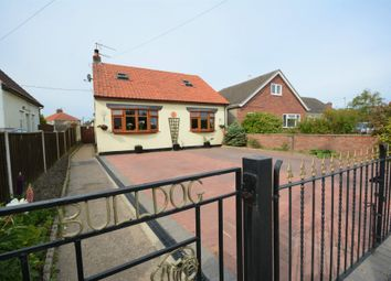 Thumbnail 4 bed detached bungalow for sale in Gisleham Road, Carlton Colville, Lowestoft