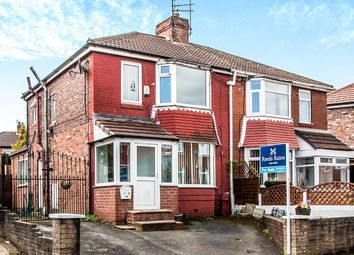 Thumbnail 3 bed semi-detached house for sale in Tellson Crescent, Salford