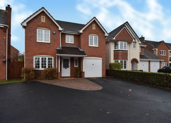 Thumbnail 4 bed detached house for sale in Appletrees Crescent, Bromsgrove