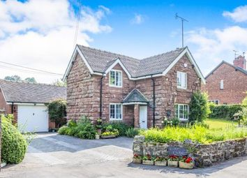 Thumbnail 3 bed detached house for sale in Maer Village, Maer, Newcastle Under Lyme, Staffs