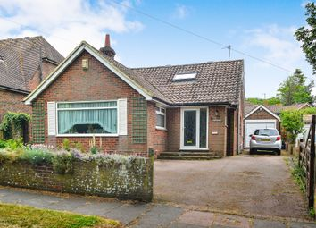 Thumbnail 3 bed detached bungalow for sale in Ovingdean Road, Ovingdean, Brighton