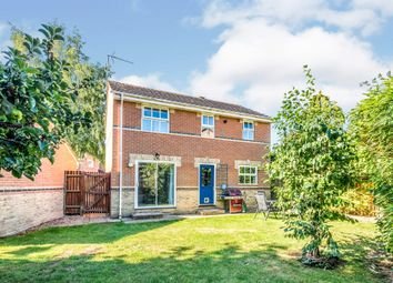 Thumbnail Detached house for sale in Javelin Close, Amesbury, Salisbury