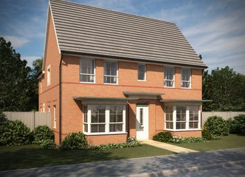 """Thumbnail 4 bed detached house for sale in """"Alnwick"""" at Lantern Lane, East Leake, Loughborough"""