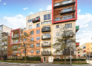 Thumbnail 3 bed flat for sale in West Parkside, London