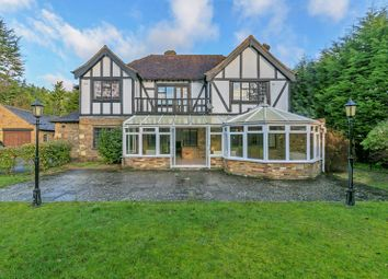 Thumbnail 4 bed detached house for sale in Babylon Lane, Lower Kingswood, Tadworth