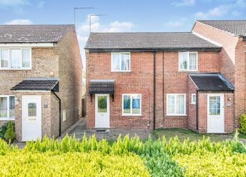 Thumbnail 1 bed end terrace house for sale in Sycamore Close, Belstead, Ipswich