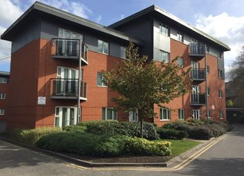 Thumbnail 2 bedroom flat to rent in Hever Hall, Lower Ford Street, Coventry