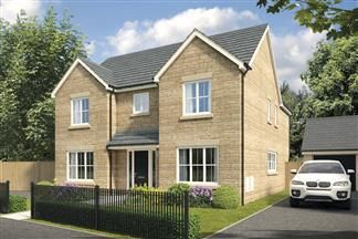Thumbnail 4 bed detached house for sale in Bath Road, Corsham