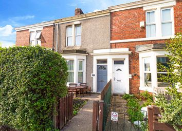 Thumbnail 2 bed terraced house to rent in Heaton Park Road, Heaton, Newcastle Upon Tyne