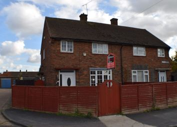 Thumbnail 2 bedroom semi-detached house for sale in 107 Garron Lane, South Ockendon, Essex