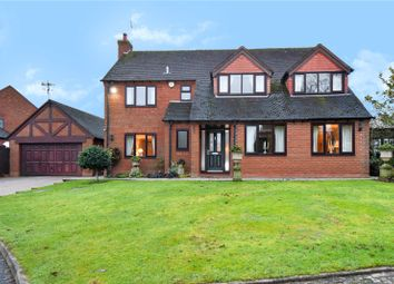 Thumbnail 3 bed detached house for sale in Hither Green Lane, Bordesley, Redditch