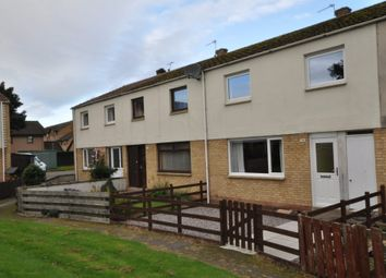 Thumbnail 3 bed terraced house for sale in 14 Romach Road, Forres