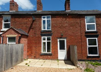 Thumbnail 2 bed terraced house for sale in Gallowstree Lane, Ashbourne Derbyshire