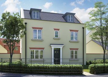 """Thumbnail 5 bed detached house for sale in """"The Lutyens"""" at Perth Road, Bicester"""