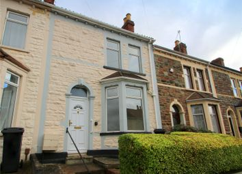 Thumbnail 2 bed terraced house for sale in Highworth Road, St Annes Park, Bristol