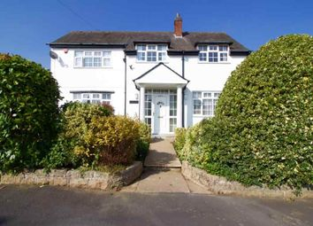 Thumbnail 5 bedroom detached house to rent in Wayside Drive, Oadby, Leicester