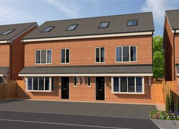Thumbnail 4 bed semi-detached house for sale in Morris Meadow, Whitefield, Manchester