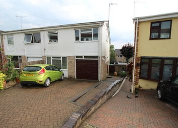 Thumbnail 4 bed semi-detached house to rent in Durley Close, Benfleet