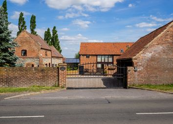 Thumbnail 7 bed barn conversion for sale in Balderton Lane, Coddington, Newark