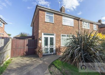 3 bed semi-detached house for sale in Hollingsworth Road, Lowestoft NR32