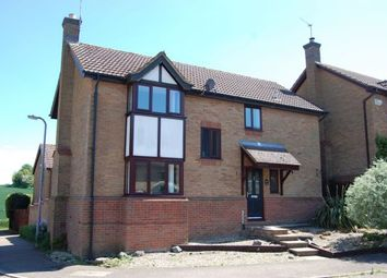 Thumbnail 4 bed detached house for sale in Towns End, Long Buckby, Northampton