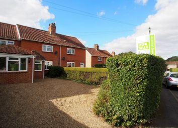 Thumbnail 3 bedroom semi-detached house for sale in Northfield Gardens, Wymondham