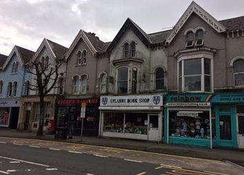 Thumbnail Retail premises to let in Ground Floor, 27 Uplands Crescent, Uplands, Swansea