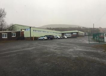 Thumbnail Light industrial for sale in Roberto Group, Limestone Road, Nantyglo