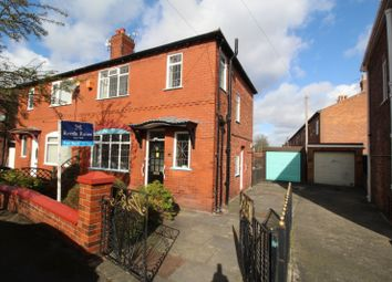 3 bed semi-detached house for sale in Beresford Crescent, Reddish, Stockport SK5