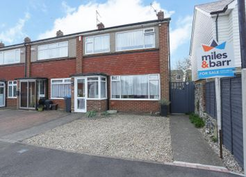 Thumbnail 3 bed property for sale in Grant Close, Broadstairs