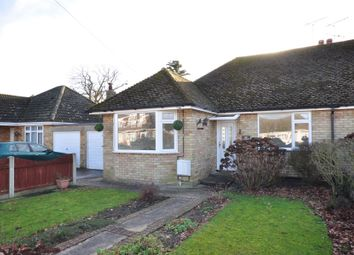 Thumbnail 2 bed semi-detached bungalow for sale in Village Close, Kirby Cross
