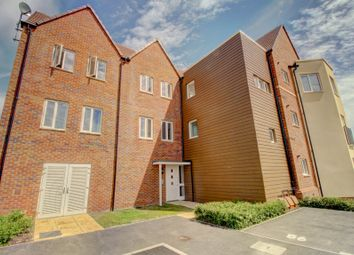 Thumbnail 2 bed flat for sale in Whinchat Gardens, Leighton Buzzard