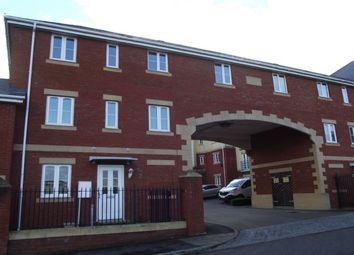 Thumbnail 3 bed property to rent in Russell Walk, Exeter