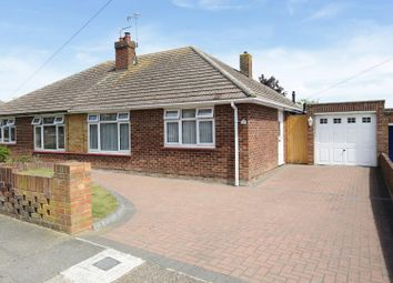 Thumbnail 2 bedroom semi-detached bungalow for sale in Eskdale Avenue, Ramsgate